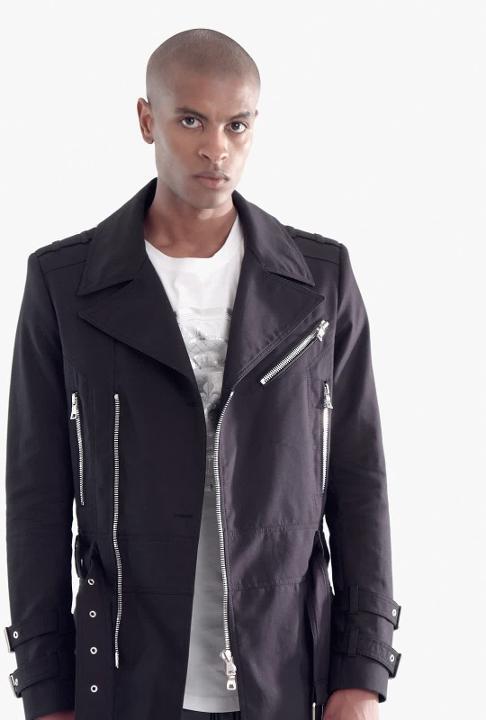204f16271a6ea Balmain designer Coats & Jackets for men