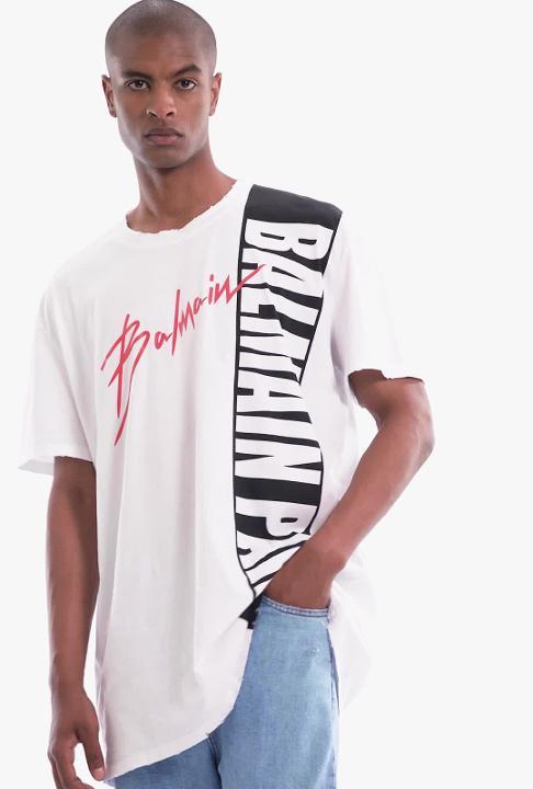 d59b7bc6 Balmain designer T-Shirts for men