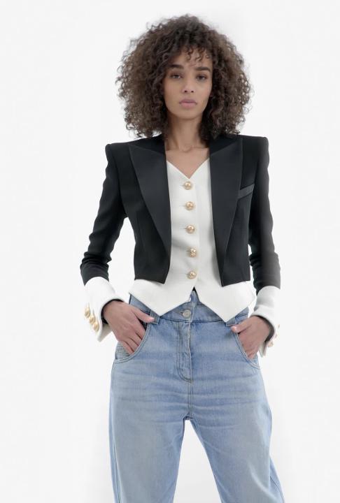 855265c7 Balmain designer Blazers & Jackets for women